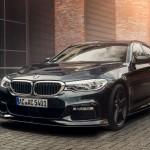 AC Schnitzer-kezelés az 5-ös BMW-nek