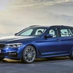 Bemutatták a BMW 5-ös 2017-es kombiját