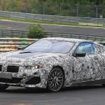 Kémfotók a 8-as BMW-ről