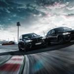 Tüzes fekete M-es SUV-okat kínál a BMW