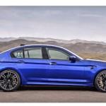 Az első képek az M5-ös BMW-ről