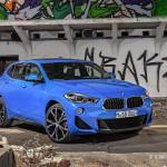 Az első képek a BMW X2-esről