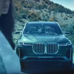 Ilyen lesz a BMW X7-es