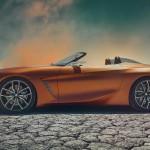 Íme a következő BMW Z4-es!
