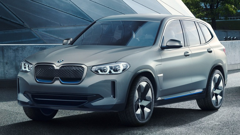 Koncepcióváltás a BMW-nél