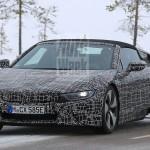 Havas teszten a BMW i8 Spyder