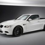 BMW pick-up jöhet