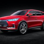 Egy elektromos SUV-val jön Európába az egyik legnagyobb kínai autógyár