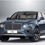 Felfrissül a Bentley Bentayga