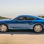 Bemutatták az új Bentley Continental GT-t
