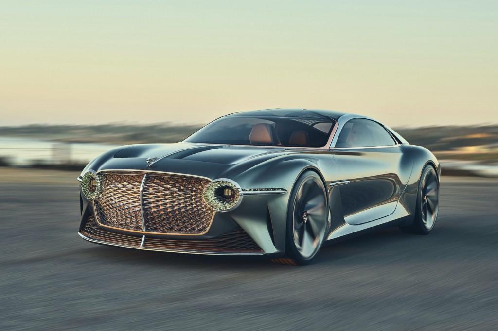 Elindul a villanyosítás útján a Bentley