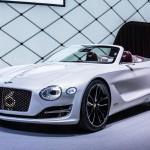 Bentley: újabb SUV helyett elektromos sportkocsi