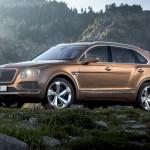 Hamarosan Magyarországon is kapható a Bentley