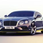 Az eget célozza a Bentley