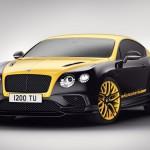 Versenyautókat idéző Bentley