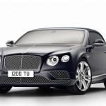 Itt az utolsó kiadás a Bentley Continental GT-ből