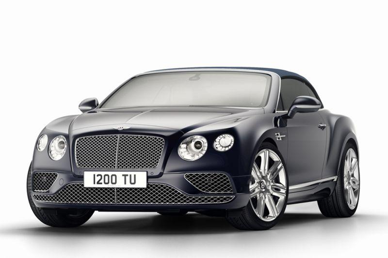 BentleyContinentalGTConvertibleTimelessEdition1