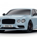 Bentley Flying Spur S Black Editon verzióban is