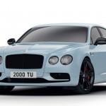 Bentley Flying Spur S Black Editon verzióban is