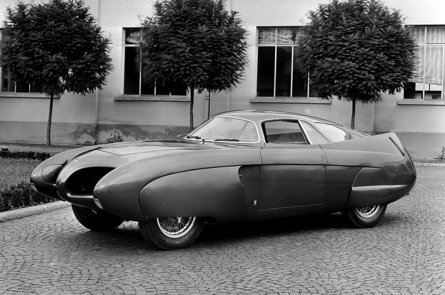 Bertone BAT 7 1954