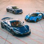 Hivatalosan is egyesíti erőit a Bugatti és a Rimac