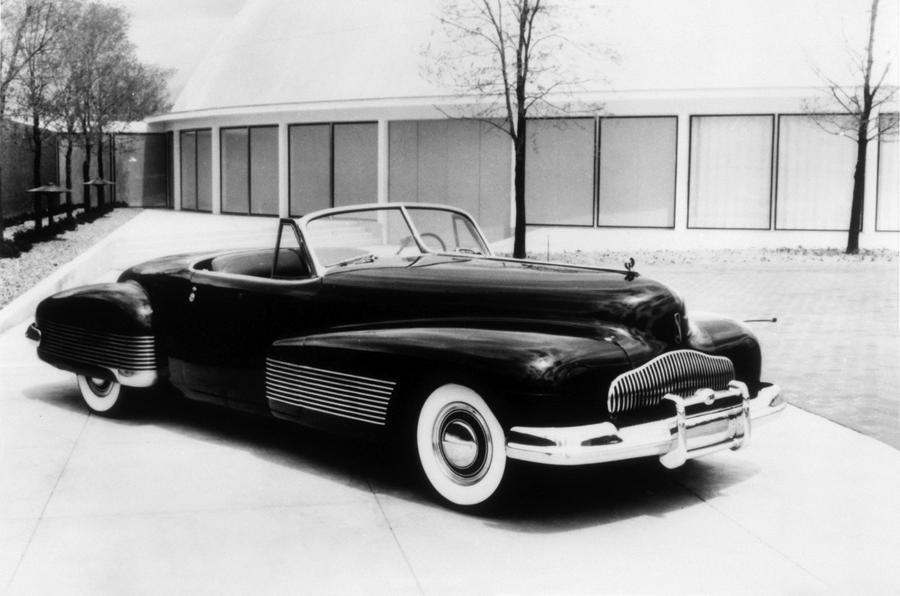 Buick Y-job 1939