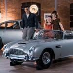 Tehetős családok gyermekei örülhetnek az Aston Martin legújabb modelljének