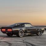 Karbonszálas kompozit karosszériával mutatkozott be a Classic Recreations Shelby GT500 átirata