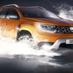 Itt az új Dacia Duster!