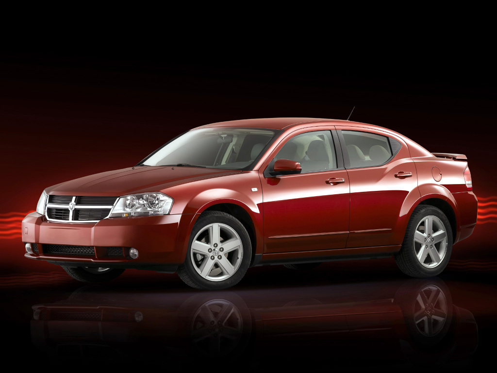 Dodge Avenger 2008-6
