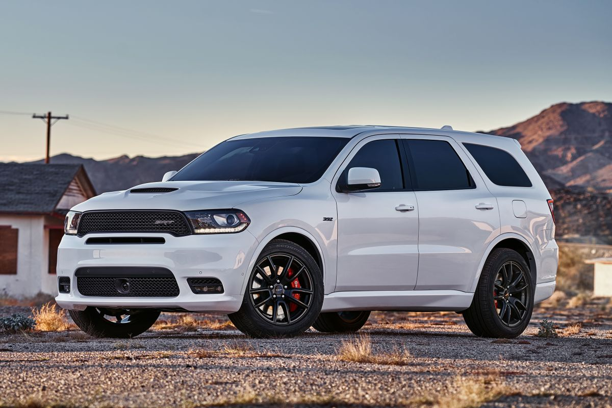 Dodge Durango SRT-3