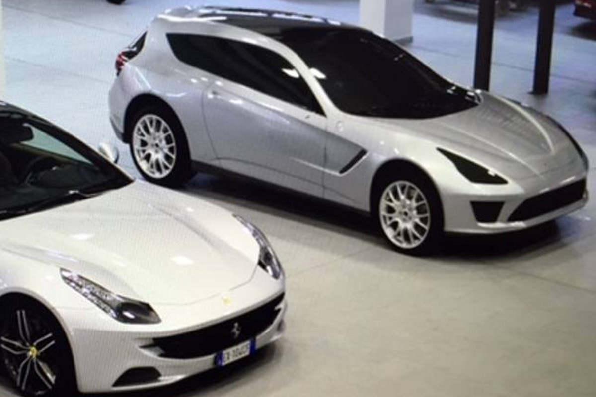 Ferrari SUV1