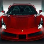 Itt a legdurvább Ferrari 488-as