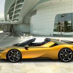 Ledobta a tetejét az 1000 lóerős hibrid Ferrari
