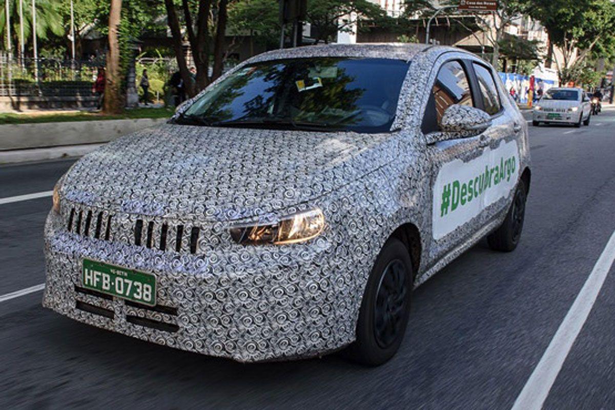 Fiat Argo 2017
