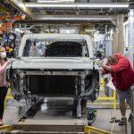Leáll két hétre a Ford Bronco gyártása