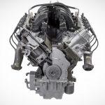 Brutális V8-as motort fejleszt a Ford