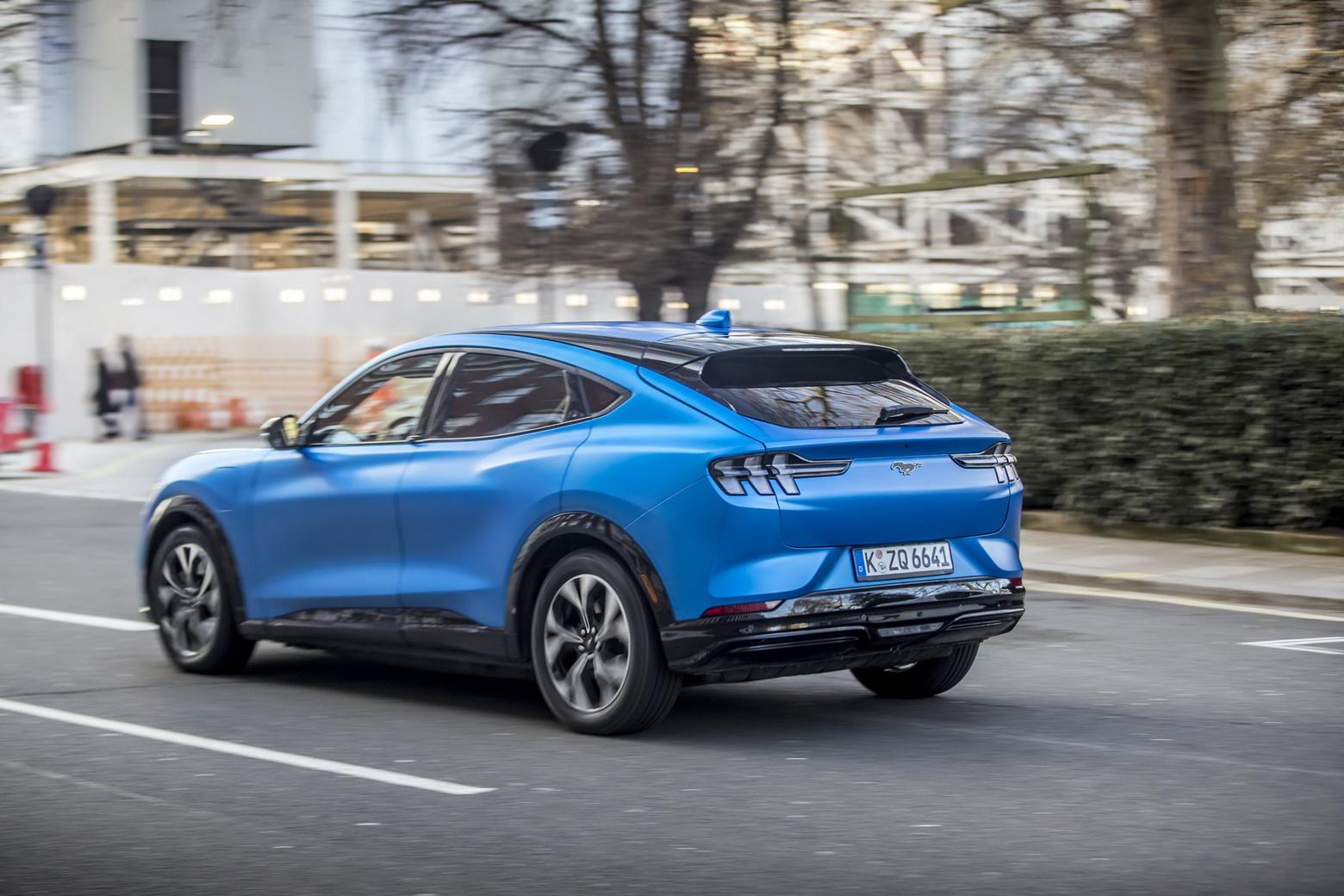 Késik az elektromos Ford Mustang piaci bevezetése