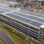 Napelemekkel és szélerőművekből vásárolt energiával küzd a Ford a környezetszennyezés ellen
