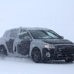 Az első kémfotók az új Ford Focusról