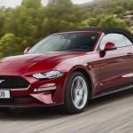 Kabrió változatban is bemutatkozott az új Ford Mustang