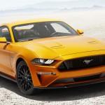 Az első hivatalos képek az új Mustangról!