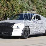 Kémfotókon az új Ford Mustang!