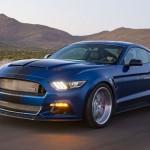 Még szélesebb lett a szuper-Mustang