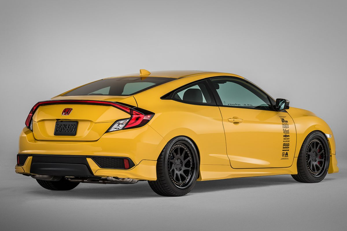 Honda Civic SEMA2016-1
