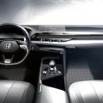 Megújul a Honda személygépkocsik beltere