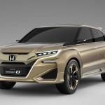 Pekingben debütál a Honda új SUV-ja
