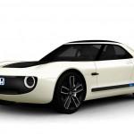 Elektromos retró-kupét tervez a Honda