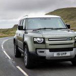 Hidrogénesít a Land Rover is