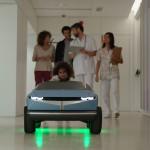 Jótékony célra ajánlotta fel a 45 Concept kicsinyített mását a Hyundai